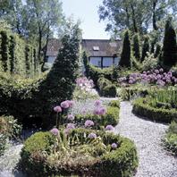 Garten in Marnas