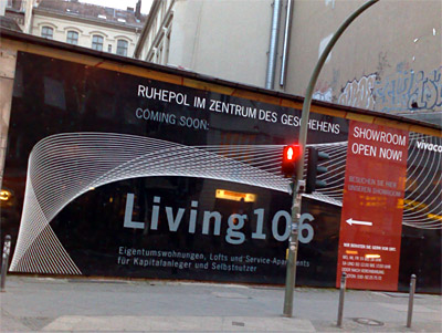 Living 106 - Chausseestrasse Berlin