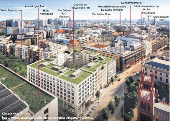 Quartier am Auswaertigen Amt Berlin