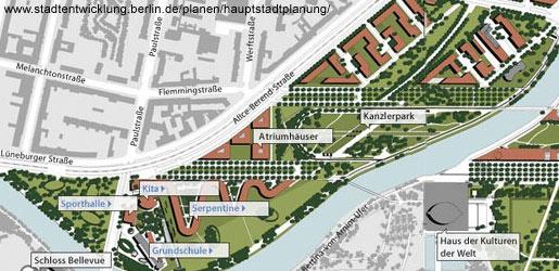 Moabiter werder in berlin was ist landschaft - Architekturburos in berlin ...